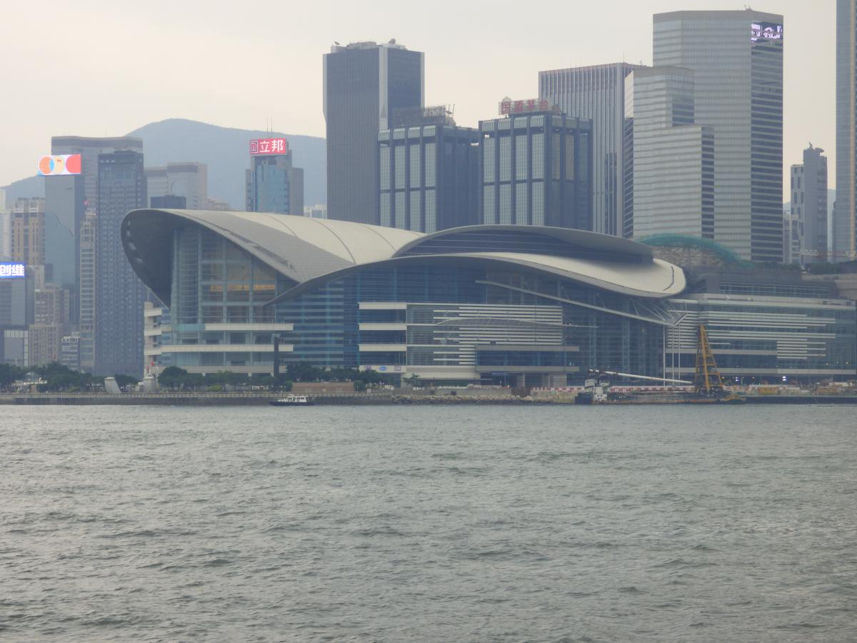 Exhibition Centre Hongkong