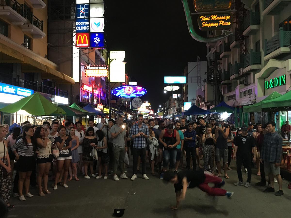 Khaosan Road Bangkok este