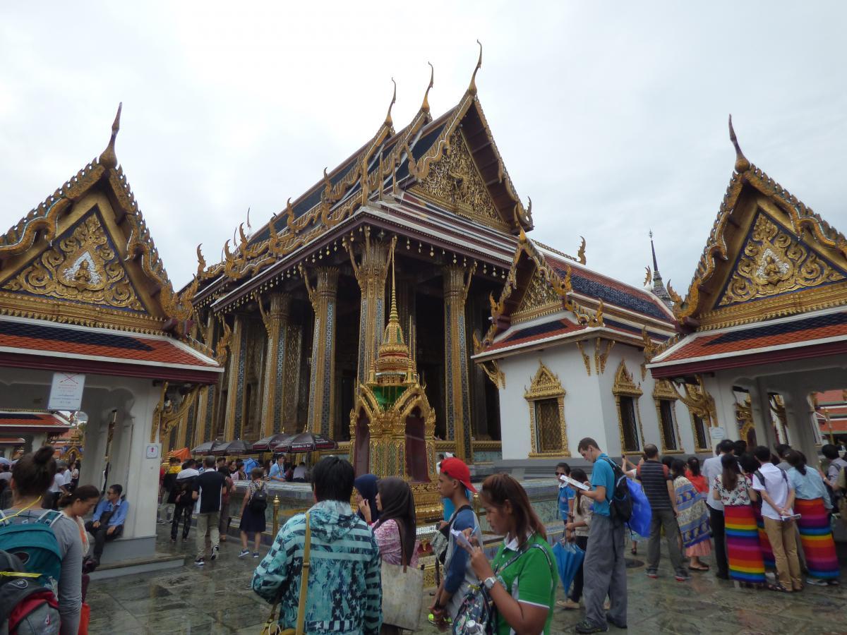 Bangkok Királyi Palota